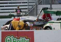 Lemons Involved in Accident in ValleyStar Credit Union 300