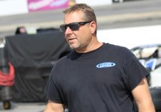 Mike Darne Rallies for Top-10 at Martinsville