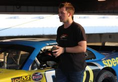 Strong Run Turns Sour for Josh Berry at Martinsville