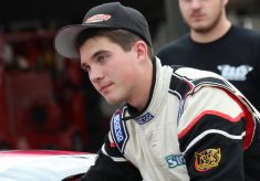 Mason Diaz Optimistic About Martinsville Chances