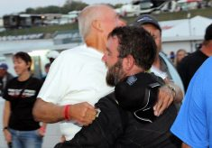 'The Little Team That Could' Relishes in Martinsville Victory