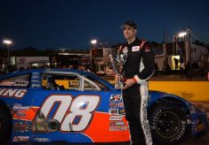 Deac McCaskill Claims 2016 CARS LMSC Championship