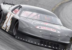 Mason Diaz Scores Top-Fives in New Smyrna Speedway Debut