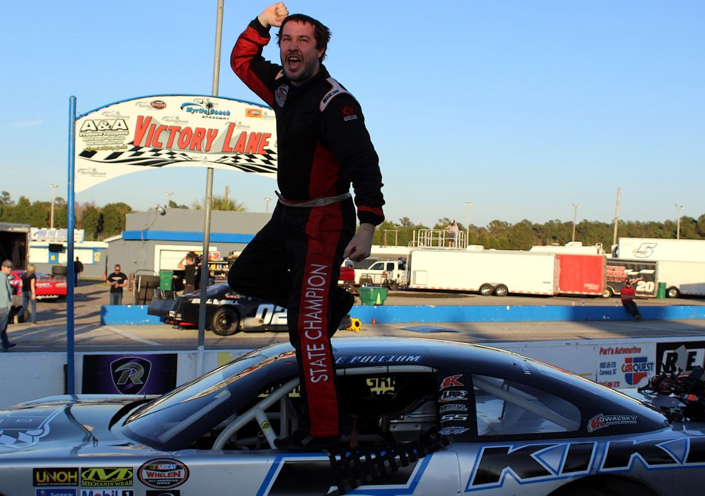 Pulliam Crowned For Fourth Time