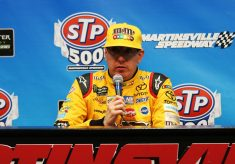 Larson and Busch Open Up About NASCAR Drivers Competing in Short Track Races