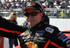 Mark Martin Reflects on 'Crazy' Martinsville Victory