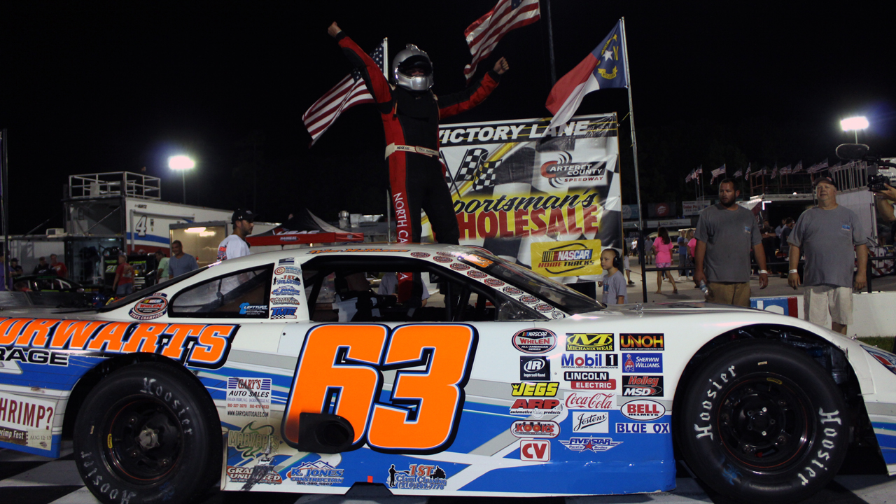 Tyler Matthews and Chris Burns Victorious at Carteret County ...