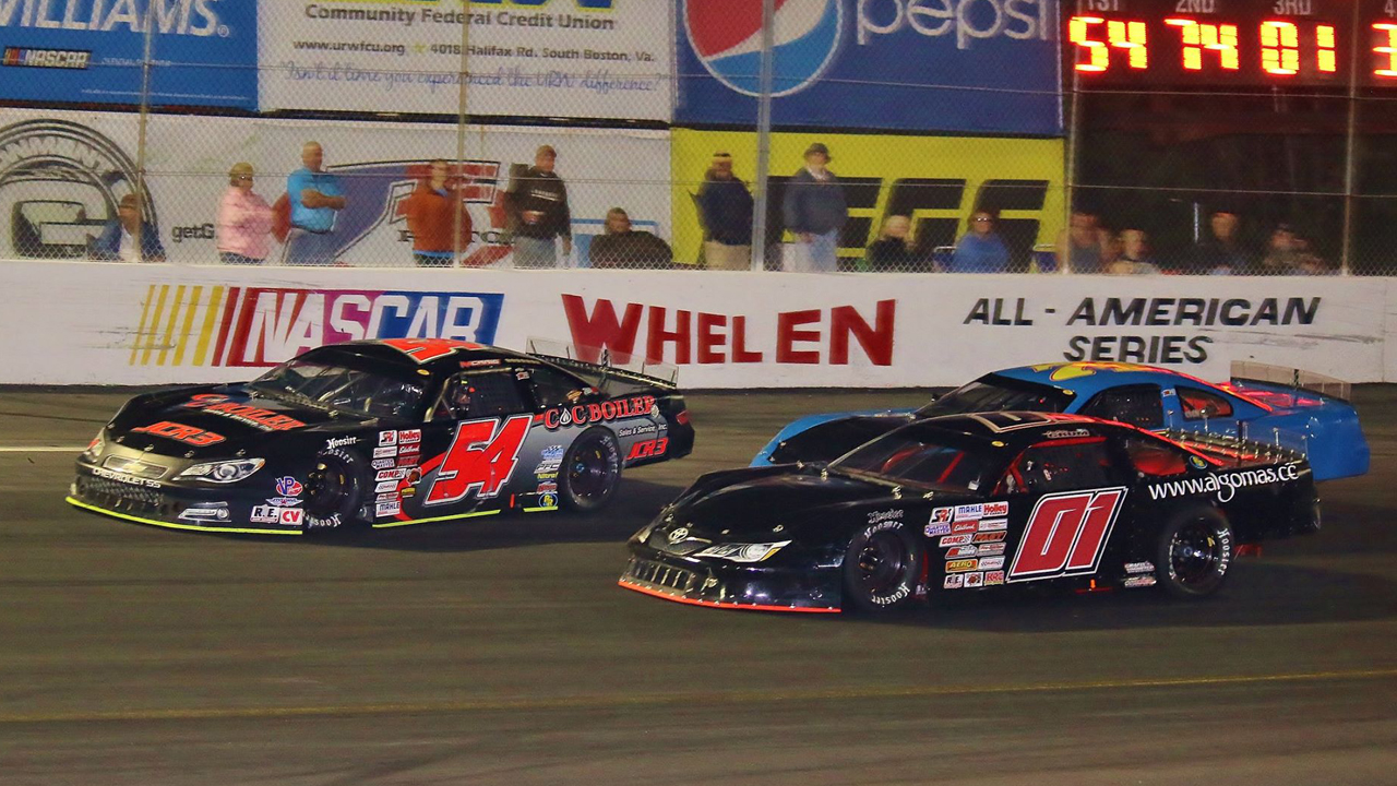 VIDEO :: CARS Tour Finale at South Boston Speedway (Oct. 14th ...