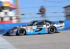 Lee Pulliam on the Pole for the Thanksgiving Classic at Southern National