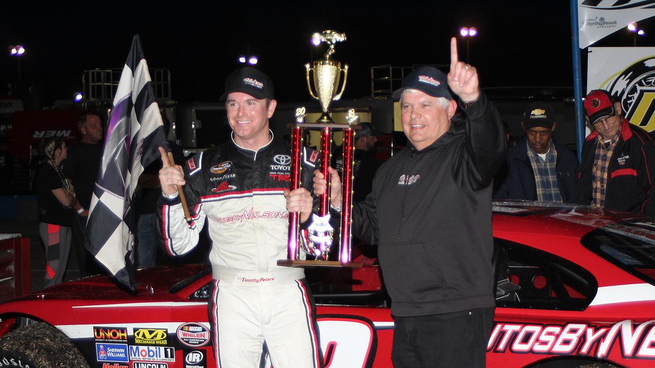 Peters Saves, Scores Victory in the Icebreaker at Myrtle Beach ...