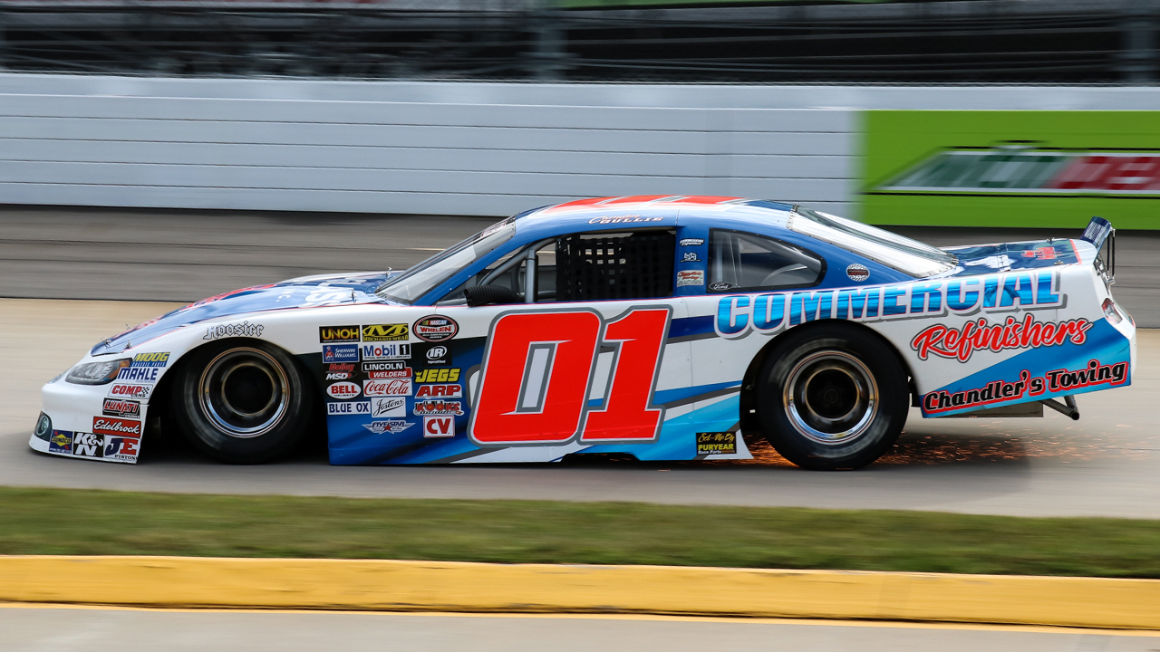 Gullie Looking For Success In Martinsville Debut Race22 Com