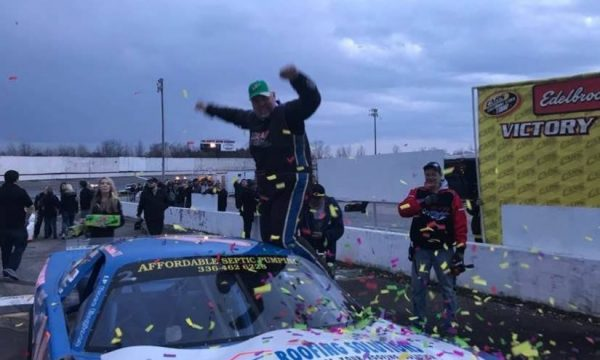 Little Wins Lee Faulk Racing Limiteds Race in Controversial Finish