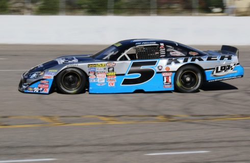 Pulliam, Berry Pace Practice for 25th Myrtle Beach 400