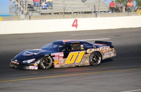 King Philip Morris Earns Pole in CARS LMSC Tour Debut