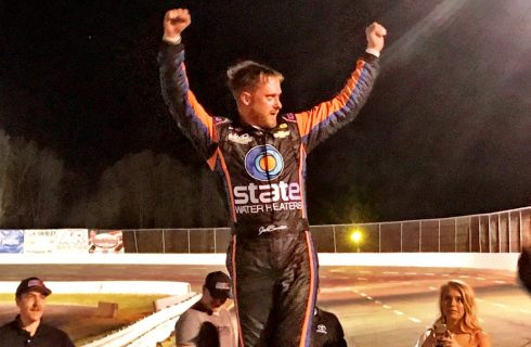 Burton, Dalton Score Victories in Season Opener at Ace Speedway