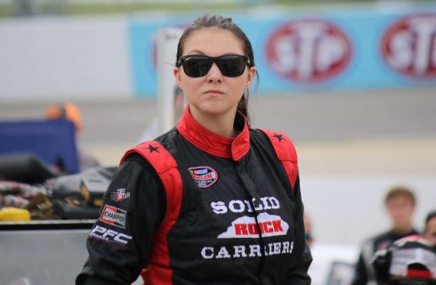 Haley Moody Looking for More in Second Martinsville Appearance