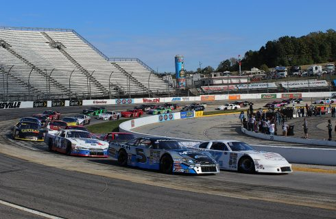 MRN Radio to Broadcast First Martinsville Night Race