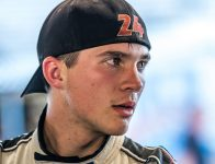 Mason Diaz Excited to Compete in Hamlin Showdown at Langley