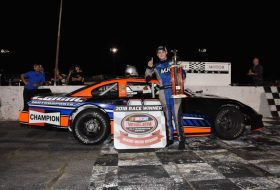 PR :: Ludwig Gets Breakthrough Limited Win at Hickory