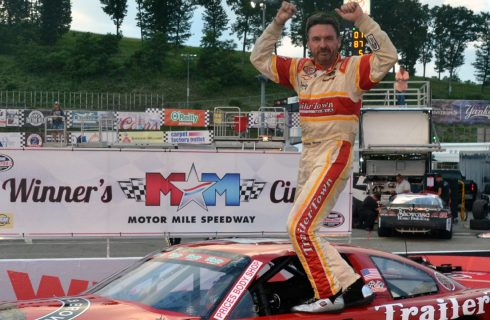 Philip Morris Captures Historic 100th Motor Mile Victory