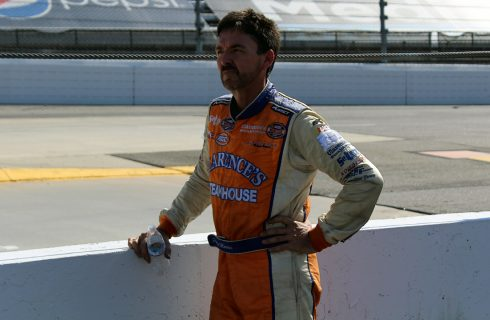 Morris Fastest in Practice for the ValleyStar Credit Union 300 at Martinsville