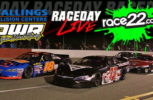 RACEDAY LIVE :: Season Opener at Ace Speedway (Apr. 13th)