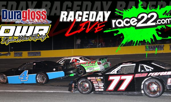 RACEDAY LIVE :: Ace's Wild Round 3 at Ace Speedway (June 1st)