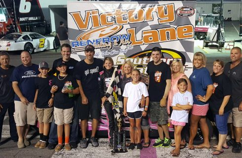 Ashlyn McCaskill Continues Family Dynasty at Southern National Motorsports Park