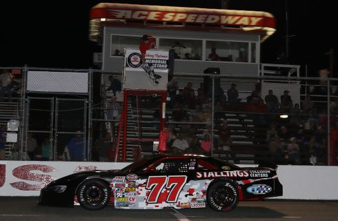 Stallings Continues String of Success at Ace
