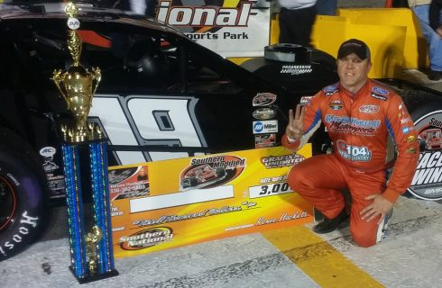 Brandon Ward Scores Sentimental Victory at Southern National