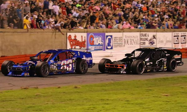 Myers Bests Brown in Fierce Battle at Bowman Gray