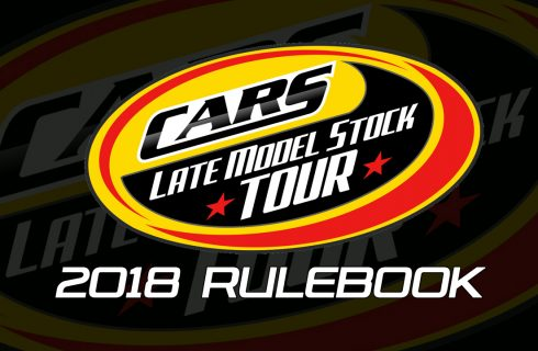 CARS Tour Releases 2018 Rulebook; Adds Spec Engines