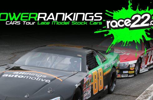 CARS Tour Power Rankings :: Race #2 Myrtle Beach