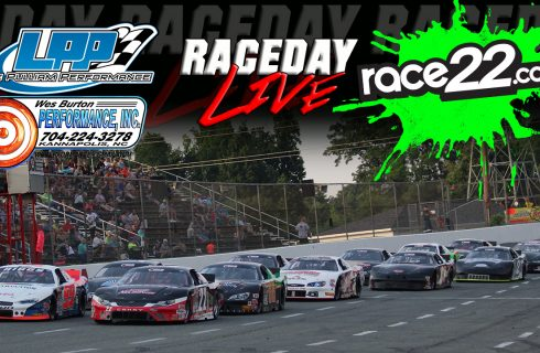 RACEDAY LIVE :: Crystal Coast 125 at Carteret County Speedway (June 23rd)