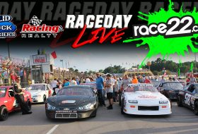 RACEDAY LIVE :: Mom's the Bomb 255 at Carteret County Speedway (May 12th)