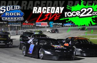 RACEDAY LIVE :: Solid Rock Carriers 150 at Carteret County Speedway (July 7th)