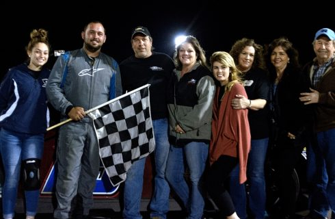 Burns Takes First Win of the Season at Carteret