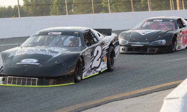Haskins Scores Career-Best CARS Tour Finish at Ace Speedway