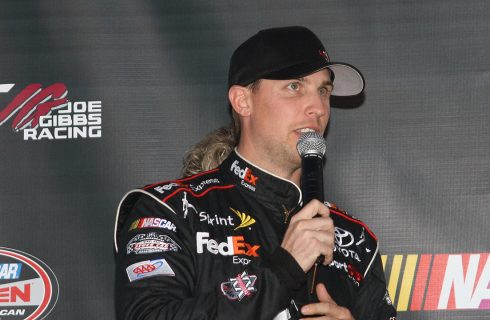 Hamlin Showdown Stage Set for Langley Speedway Debut