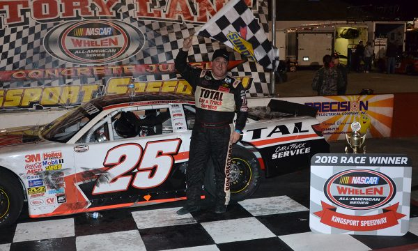Lancaster Gets First Win in a Wild One at Kingsport