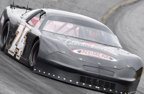 Mason Diaz Scores Top-Fives in New Smyrna Speedway Debut