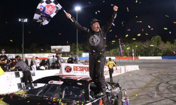Dilbeck Wins Wild CARS Tour SLM Feature at Hickory