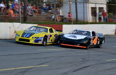 Dudley Dominates Late Model Stage Race, Turner Gets First Win in Mini Stock