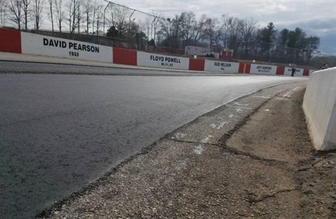 Greenville-Pickens Speedway Repaved in Latest Improvements
