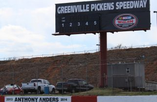 RACEDAY LIVE :: Season Opener at Greenville Pickens Speedway (Mar. 3rd)