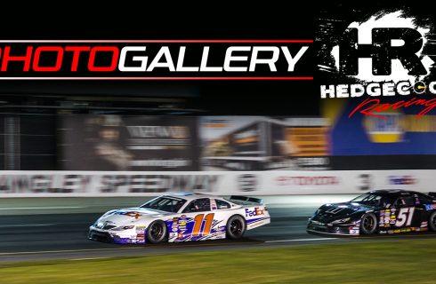 PHOTOS :: Denny Hamlin Short Track Showdown at Langley Speedway (Apr. 19th)