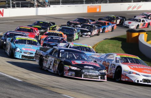 Noles, Sellers and Falk Win Heat Races and Lock into the ValleyStar Credit Union 300
