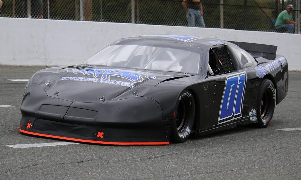 Crum Pulling Double Duty at South Boston in CARS Finale