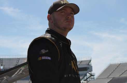 Crum Looking for Second Martinsville Clock in New Ride