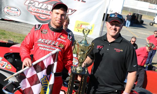 McKennedy Leads Flag-to-Flag at Caraway to Complete Carolina Sweep